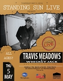 Standing Sun LIVE presents Travis Meadows 5/5/2016