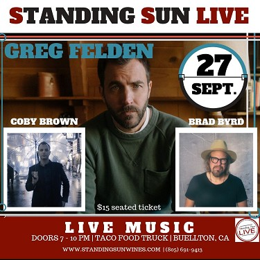9/27/19- Greg Felden with Coby Brown and Brad Byrd
