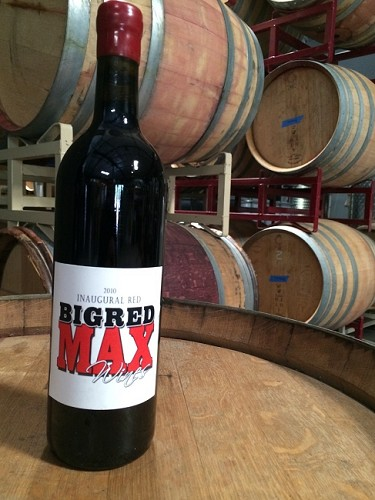 Big Red Max- Red Blend