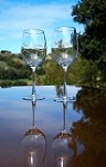 Wine Glasses ~ Set of Two