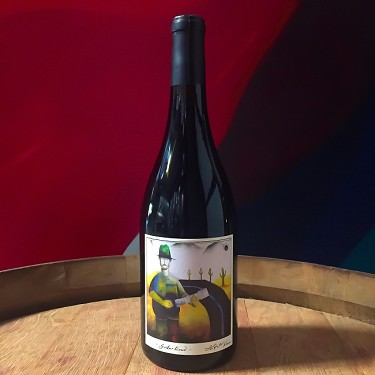 Sky Rocket ~ WINE ART MUSIC ~ 2012 Syrah